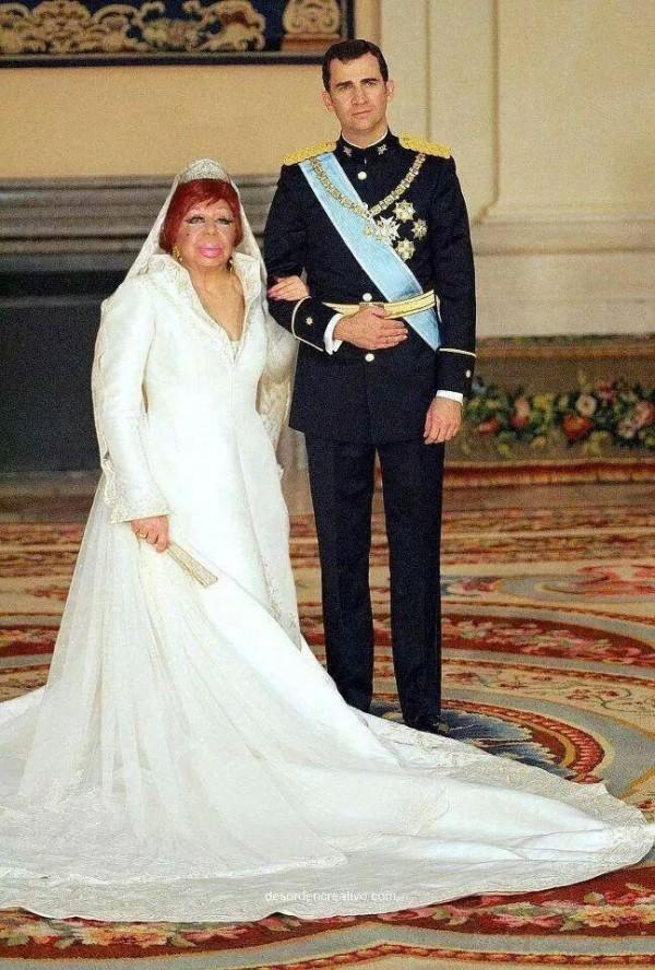 Felipe VI y Letizia dentro de unos años