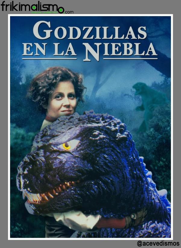Godzillas en la Niebla
