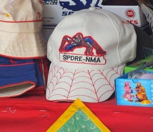 Gorra de Sipdre-nma