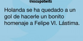 Homenaje a Felipe VI