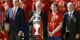 Juan Carlos I, baja para el Mundial