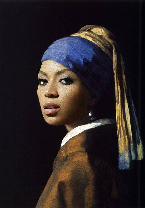 La Beyoncé de la perla