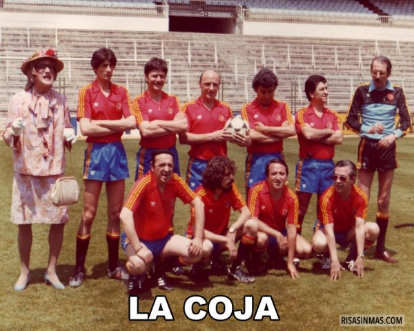 La Coja