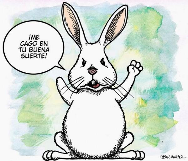 La pata de conejo