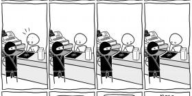 La tarjeta de crédito de un Ninja
