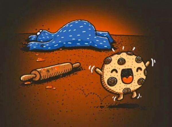 La venganza de la galleta