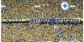 La verdadera afición de Brasil en el Mundial