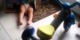 Los niños y los juguetes