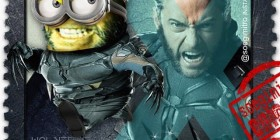Minion Lobezno de X-Men
