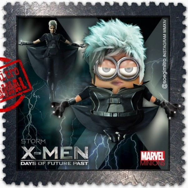 Minion Tormenta de los X-Men