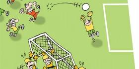 Mundial Brasil 2014 comienza sin finalizar sus obras