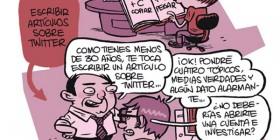 Periodistas en Twitter