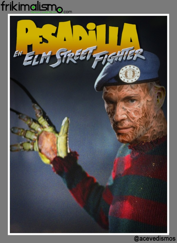 Pesadilla en Elm Street Fighter