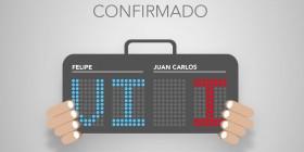 Primer cambio de España confirmado