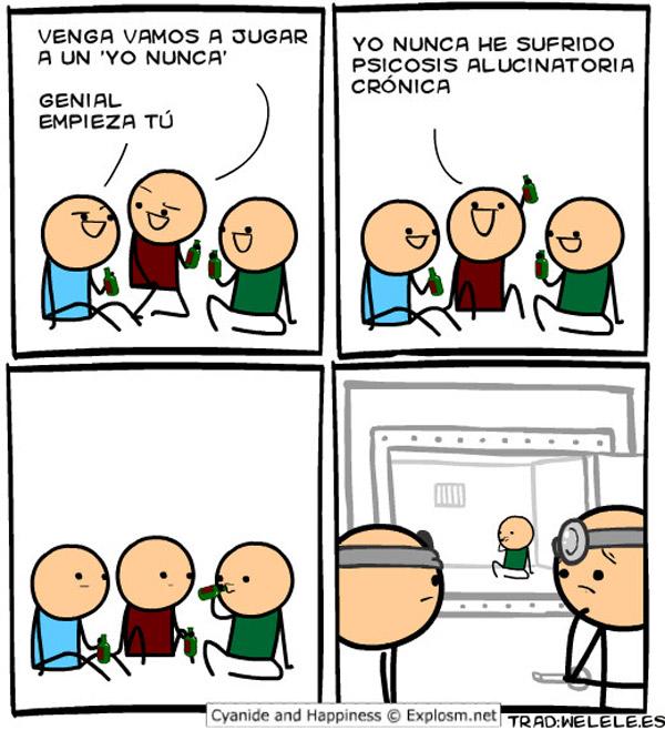 Psicosis alucinatoria crónica