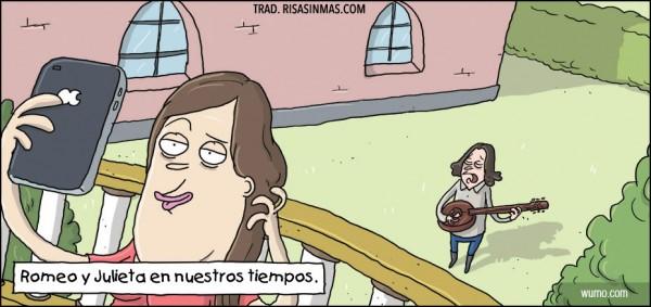 Romeo y Julieta en nuestros tiempos