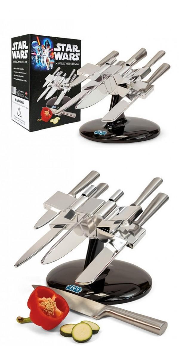 Set de cuchillos de Star Wars