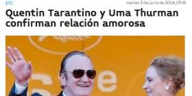 Tarantino un poco Borbón