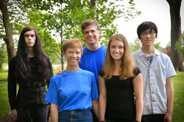 Última foto de familia que se recuerda hasta la fecha...