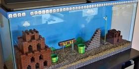 El acuario más friki del mundo