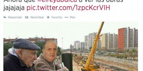 Juan Carlos I, a ver las obras