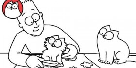 Simon's Cat: El retrato del gatito