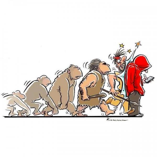 Evolución smartphone