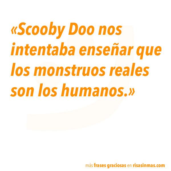 Frases graciosas: Scooby Doo