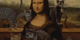 La Mona Lisa de los gatos