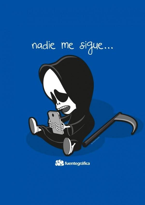 Nadie me sigue...