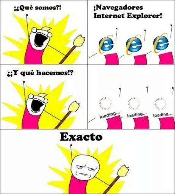 Navegadores Internet Explorer