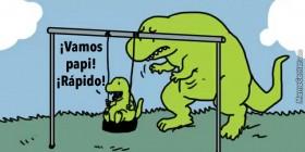 Papi T-Rex