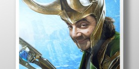 Rowan Atkinson (Mr. Bean) será Loki