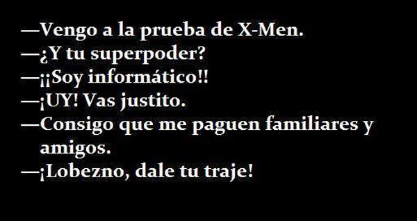Superpoder de los X-Men
