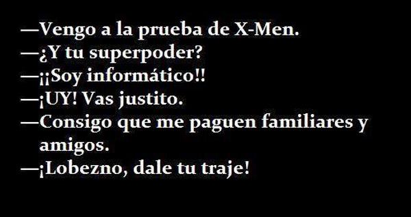 Superpoder de los X-Men