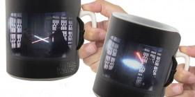 Taza lenticular 3D de Star Wars