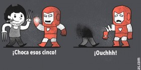 ¡Choca esos cinco!