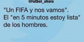 Un FIFA y nos vamos
