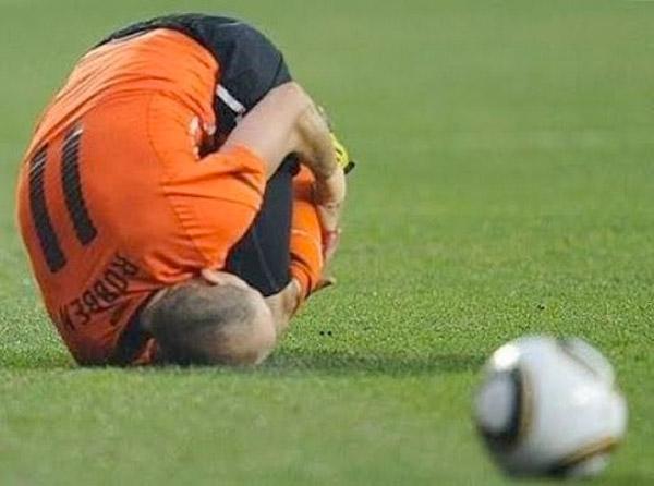 Quiero ser balón de fútbol