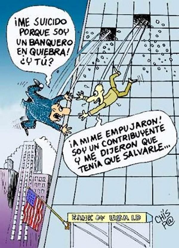 Salvar los bancos