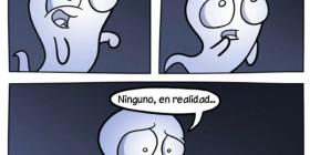Ser fantasma es super interesante
