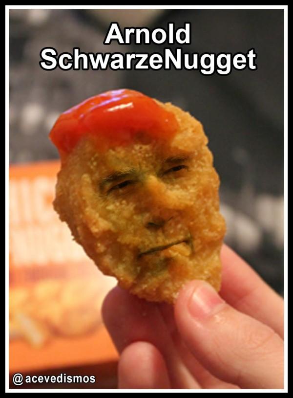 Arnold Schwarzenugget