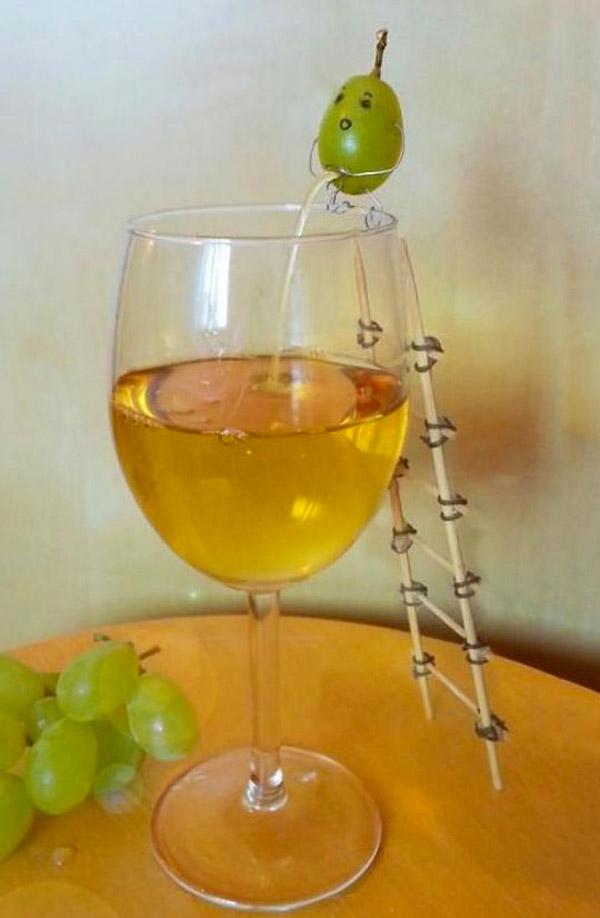Así se hace el vino