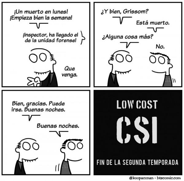 CSI Low Cost