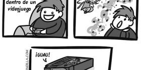 Dentro de un videojuego