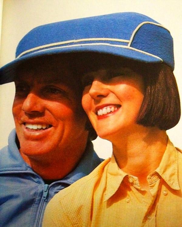 Grandes inventos: gorra para dos