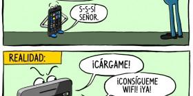Smartphones: expectativa y realidad