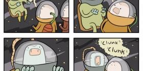 Vampiros en el espacio