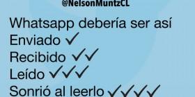 Whatsapp debería ser así
