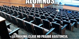 La próxima clase no pasaré asistencia